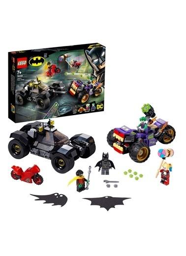 Lego  Süper Heroes Jokers Trike Chase 76159 Renkli